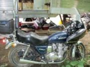 81 Suzuki GS 850 L w fairing