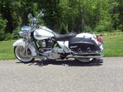 Harley-davidson Road King 2100 miles