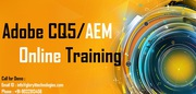 Online Training for Adobe CQ5 /AEM  and job support service
